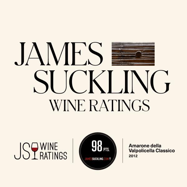James Suckling Wine Ratings